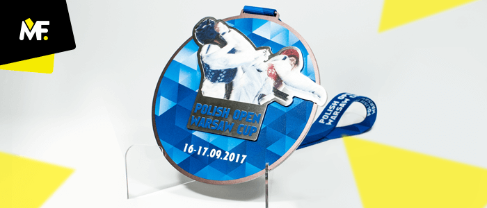 Modern Forms Medals - Polish Open Warsaw Cup