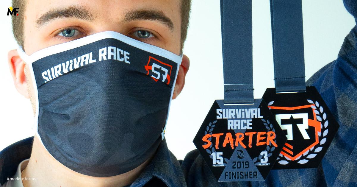 face masks in awards set